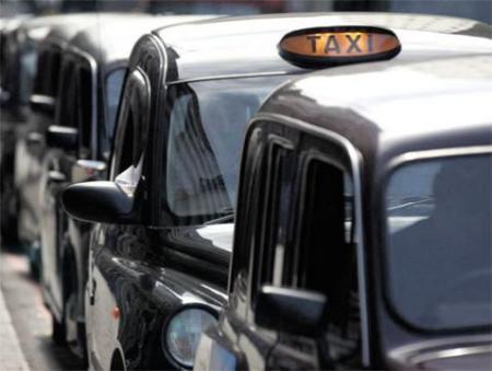 muslim taxi